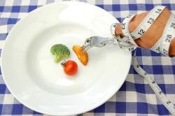 Жесткая диета - причина нарушения цикла
